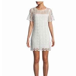 5⭐️rated LAUNDRY by SHELLI SEGAL lace dress 6